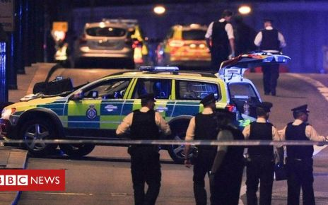 107085024 gettyimages 691990560 - London Bridge inquest: Bullet 'centimetres' from witness