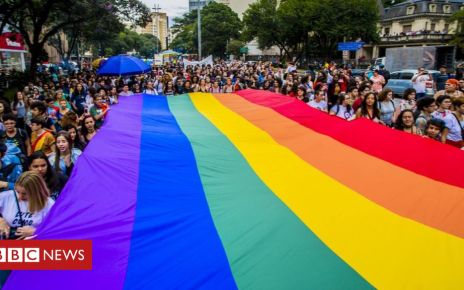 107089537 gettyimages 966543994 - Majority in Brazil's top court to make homophobia and transphobia crimes
