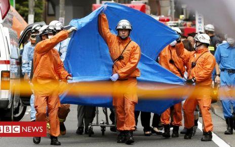 107129933 hi054261958 - Japan knife attack: Children stabbed in Kawasaki park