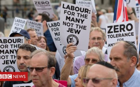 107133957 bef38f3b e354 4bb2 857f 511c67eda3dc - Equality watchdog launches Labour anti-Semitism probe