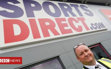 107134051 mikeashley - Sports Direct: Shirebrook headquarters sold for £120m
