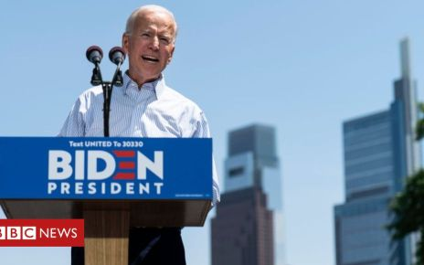 107143019 gettyimages 1144717206 - Biden team says Trump's taunts 'beneath dignity of the office'