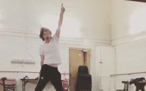p079cs9d - The Rolling Stones reschedule tour dates after Mick Jagger's surgery