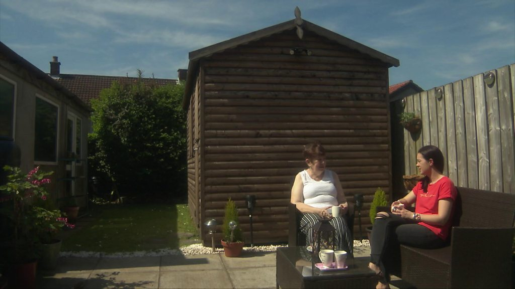 p079jyqb - Contaminated blood inquiry: 'Infection has ruined my life'
