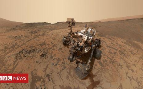 101925412 1 - Nasa's Curiosity Mars rover senses methane spike