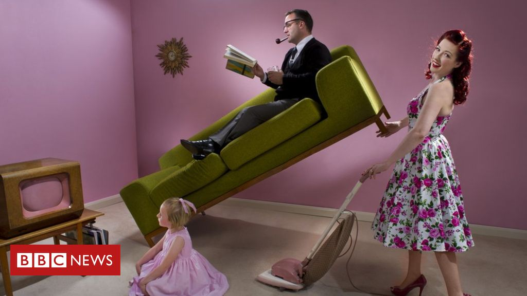 104775049 stereotypicalhousewifegetty - 'Harmful' gender stereotypes in adverts banned