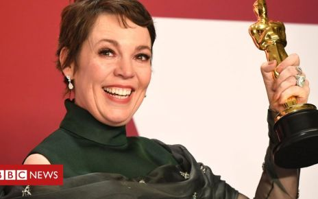 107257480 colman getty - Birthday honours: Olivia Colman to be made a CBE