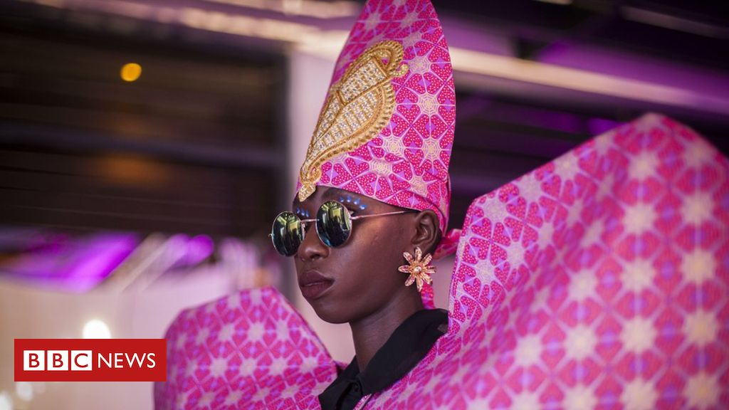 107331080 01 dfw moreiras 17 - In pictures: Sci-fi shoulders wow African fashionistas