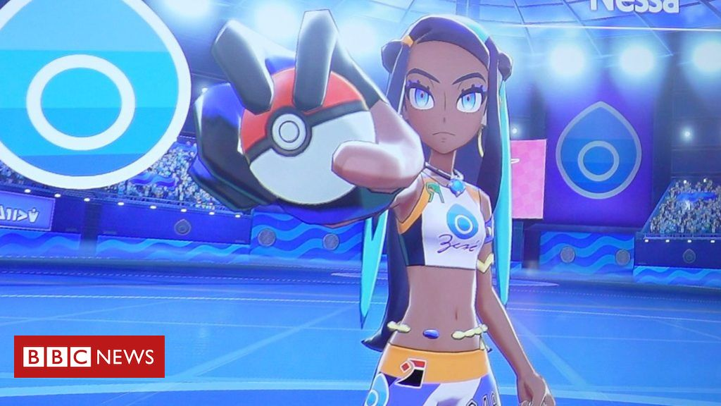 107353799 p07cys67 - Pokemon Sword and Shield: Hands-on with Dynamax power