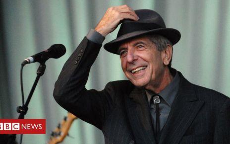 107376795 cohen1 bbc - Leonard Cohen love letters fetch $876,000 at auction
