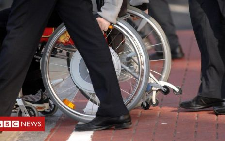 107411245 pa 4180357 - Leicester temple wheelchair row taxi driver 'suspended'