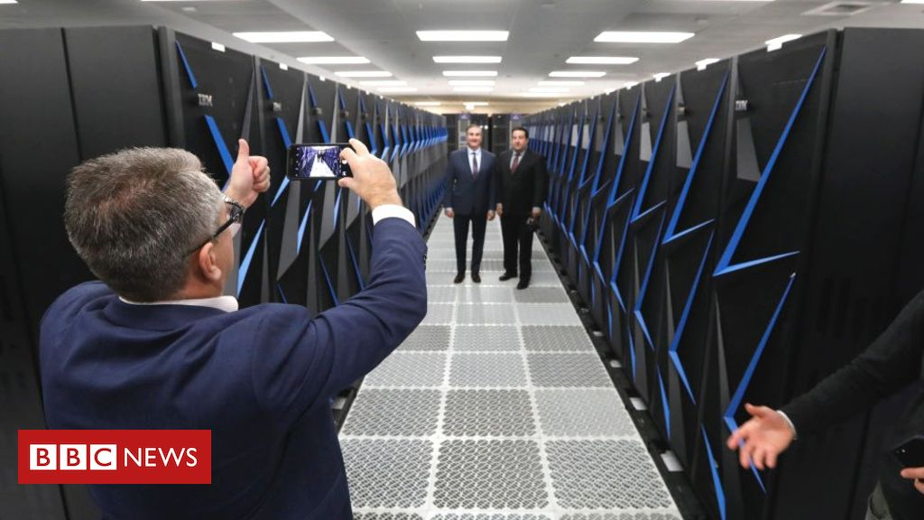 107453639 gettyimages 1060298958 - China loses ground in top supercomputer list