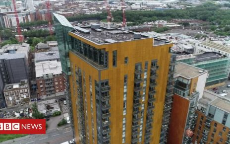 107550153 mediaitem107542689 - Manchester residents to sue over tower block cladding