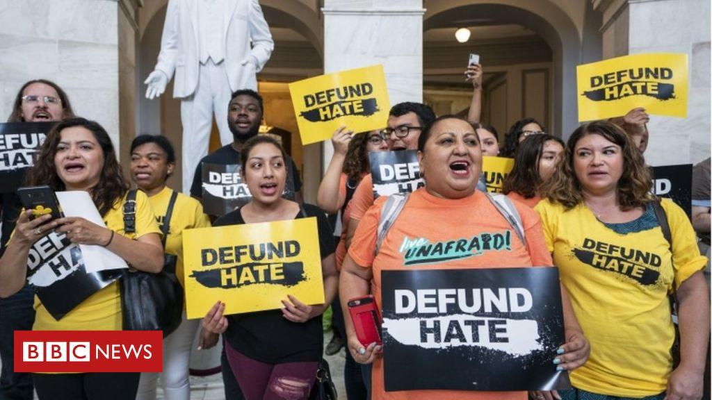 107553125 tv054887476 - Migrant crisis: Senate blocks $4.5bn border aid bill