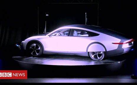 107567223 p07fc47m - Electric car could cover 450 miles and other news