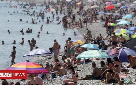 107570954 hi054927864 - European heatwave: Temperature may reach highest on record in France
