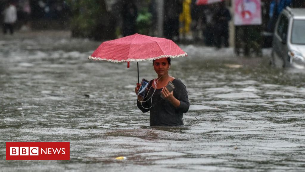107746111 gettyimages 1153321998 - Mumbai rains: Is India's weather becoming more extreme?