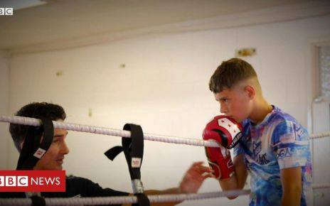 107808338 p07gdwny - Kids using boxing to manage ADHD