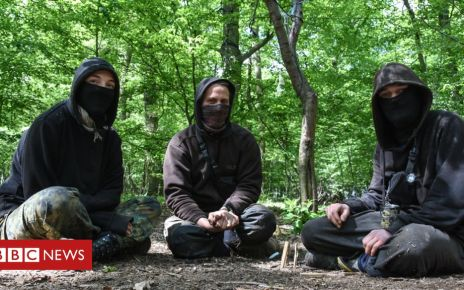 107820170 activists976650 - The coal mine that ate Hambacher forest