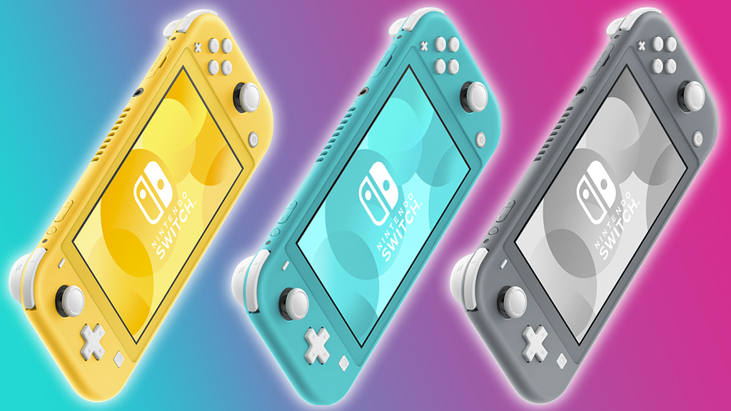 107830813 montage - Nintendo Switch Lite: Release date, what is it and how is it different?