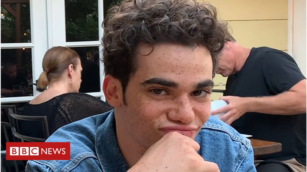 107832909 cameronboyce - Cameron Boyce's dad shares final photo of actor