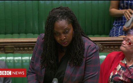 107834849 p07gm7xk - Shadow minister mocks Tories' leadership race with Stormzy lyrics