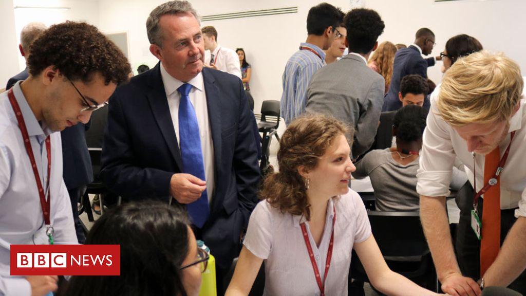 107839055 foxschool - Trade negotiators wanted to fill Brexit gap