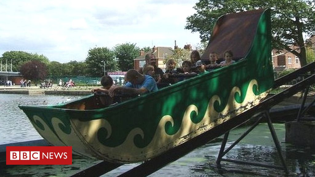 107874519 splashboat - Hull's East Park: Nesting bird 'costs ride operator thousands'