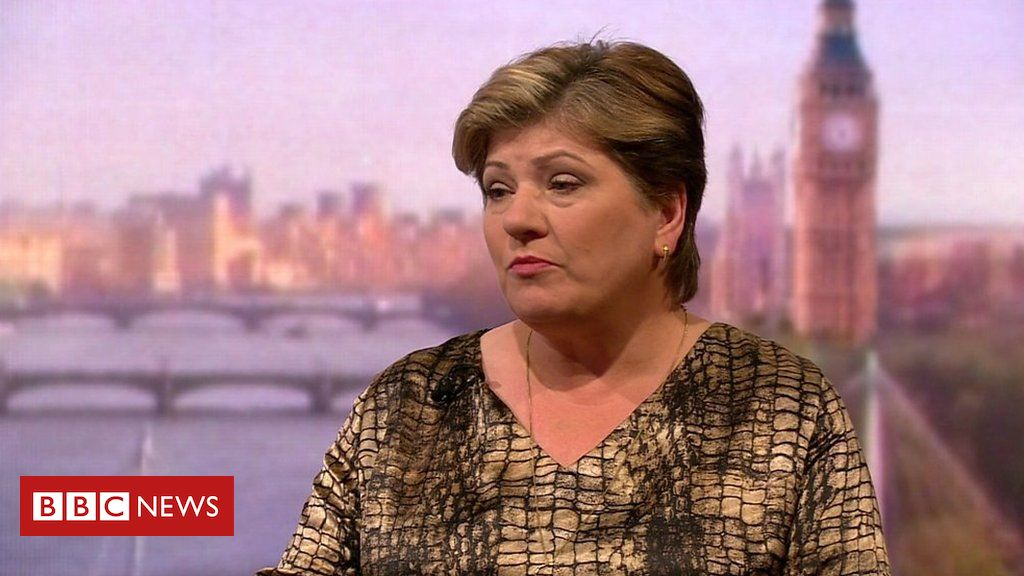 "107874881 p07gwb19 - Thornberry: Labour must ""sort out"" anti-Semitism"