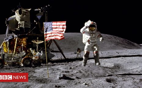 107896712 moonlanding3getty - Where were you when man first landed on the moon?