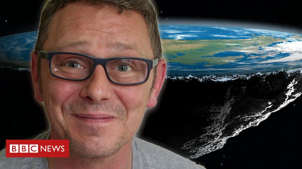 107919900 p07h42gd - The social media giant is accused of promoting videos arguing the Earth isn't round.