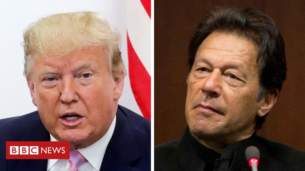 107932066 trump imran khan comp getty 2 - Imran Khan: Pakistan PM to meet Trump in bid to mend ties
