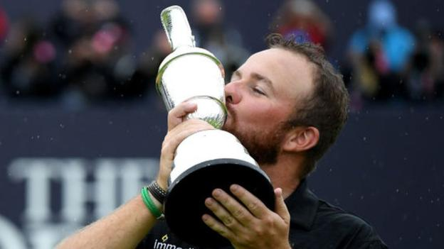 107964419 shanelowry - The Open 2019: Shane Lowry puts in dominant display to win first major