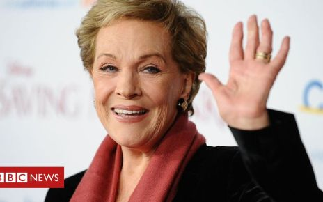 108099978 andrews getty - Julie Andrews to perform one-off live show in London