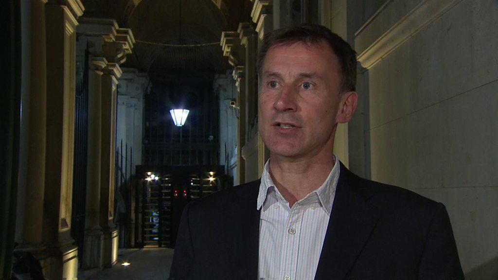 p07hcw09 - UK 'deeply concerned' by Iran tanker seizure