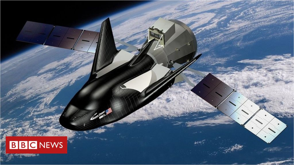 108317945 mediaitem108317942 - Spaceplane gets a ride for space station trips