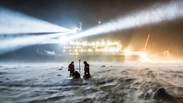 1568939165 302 Climate change Arctic expedition to drift in sea ice for a year - Climate change: Arctic expedition to drift in sea-ice for a year