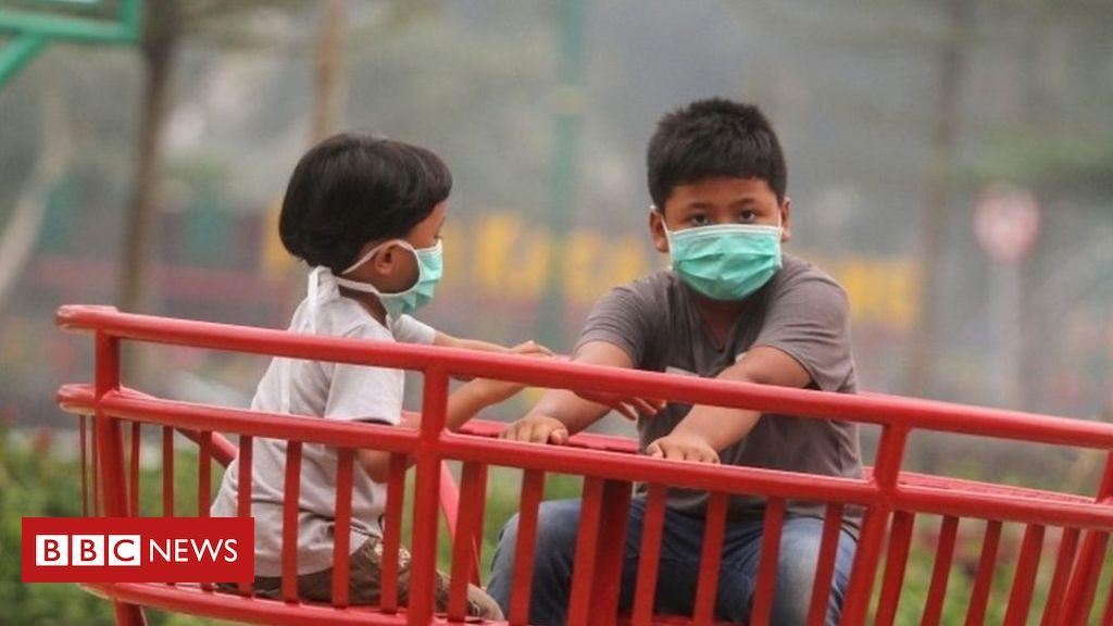 108864082 p07nqrb1 - Indonesia haze: What it's like breathing in Asia's hazardous smoke
