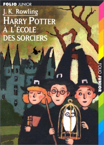 Harry Potter à l'école des sorciers (J.K. Rowling)