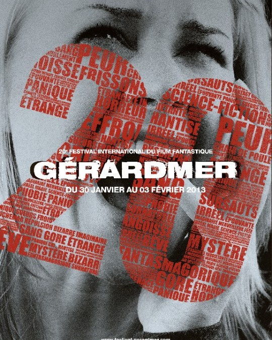 Festival de Gérardmer, édition 2013