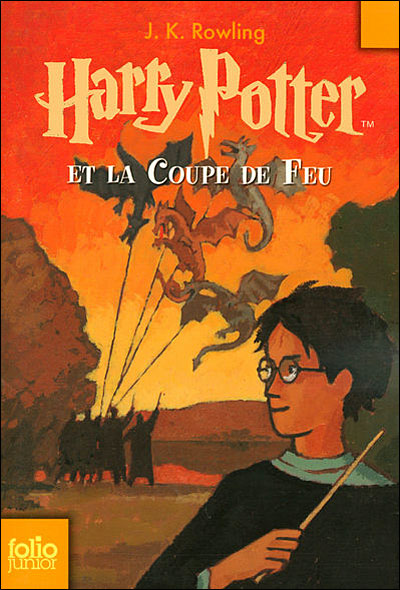 Harry Potter et la Coupe de Feu (J.K. Rowling)