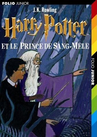 Harry Potter et le Prince de Sang-Mêlé (J.K. Rowling)