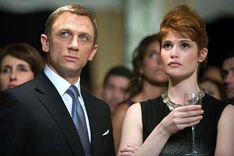 Quantum of Solace (Marc Forster)