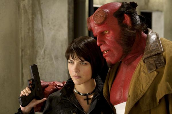 Hellboy II : les légions d'or maudites (Guillermo Del Toro)
