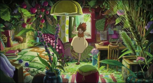 Arrietty, le petit monde des chapardeurs (Hiromasa Yonebayashi)