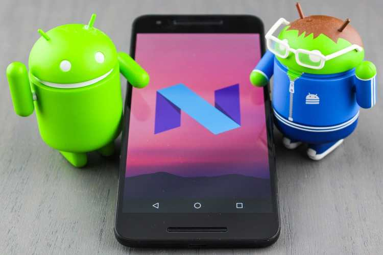 Android 7.1 Nougat.