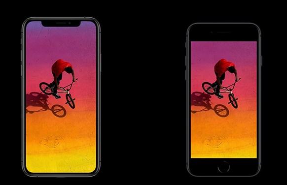 Сравнение смартфонов iPhone Xs и iPhone 8