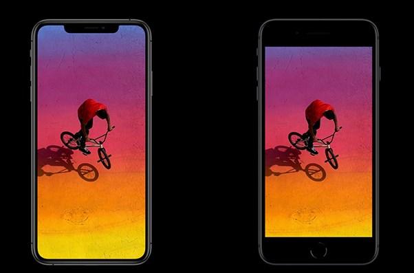 Сравнение смартфонов iPhone Xs Max и iPhone 8 Плюс