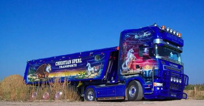 Scania — The Last Legend