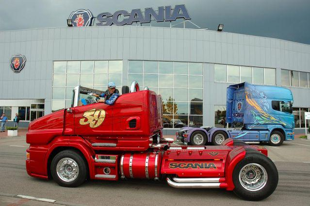 Svempa Scania Roadster
